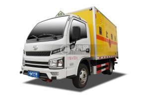 躍進福運S80國六3.4米爆破器材運輸車