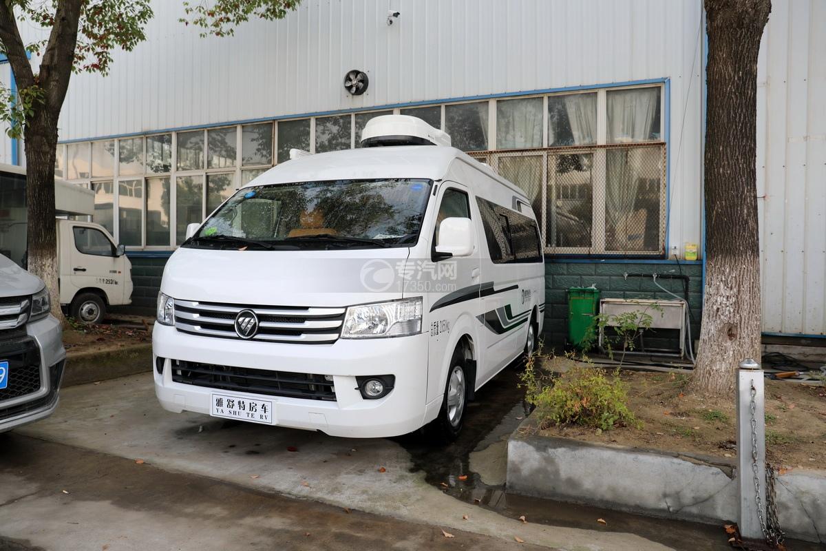 福田风景G7国六B型房车