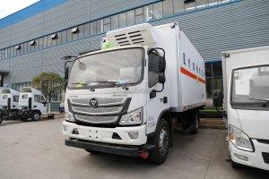 福田歐馬可S3國六5.15米醫療廢物轉運車圖片