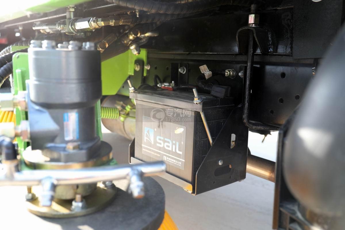 躍進小福星S70國六掃路車蓄電池