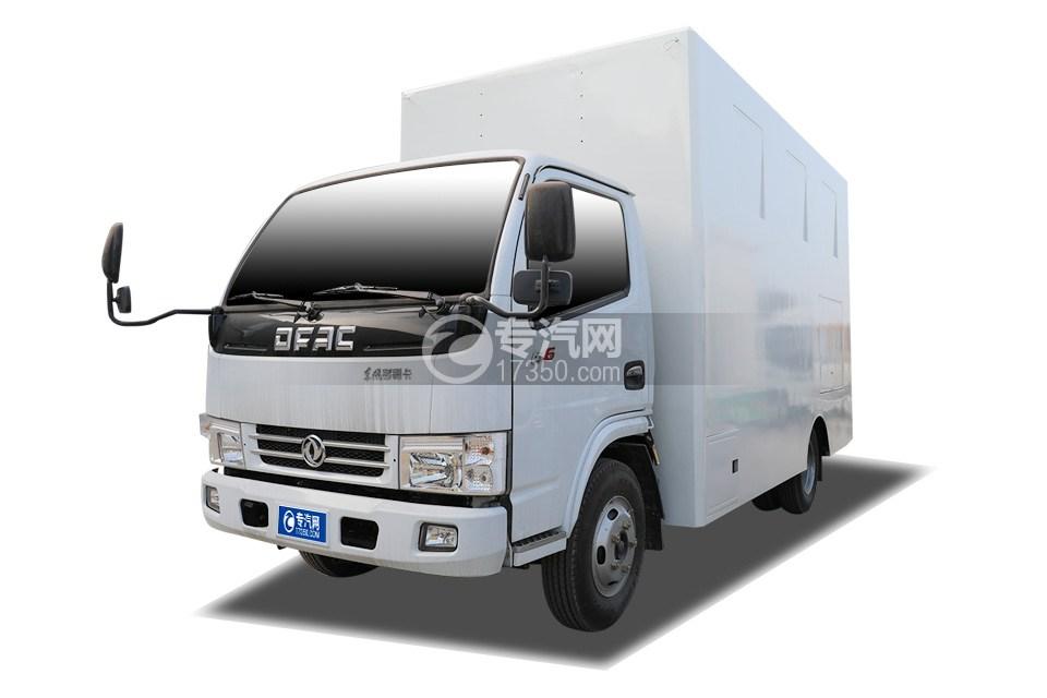 东风多利卡D6国五移动餐车