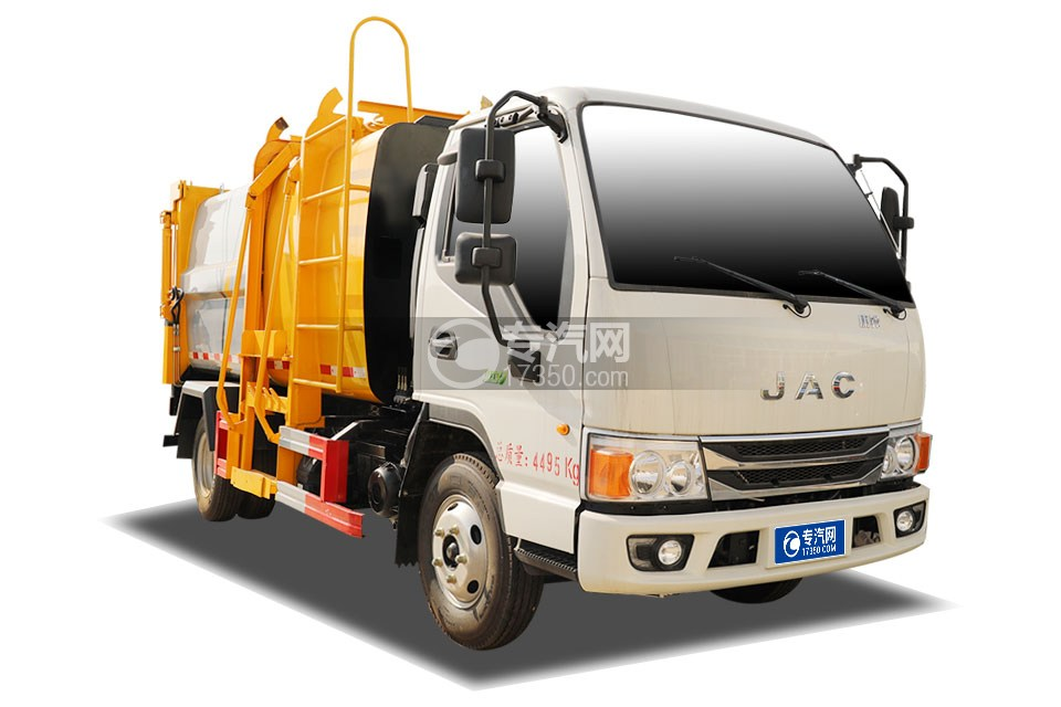 江淮康鈴國六自裝卸式垃圾車