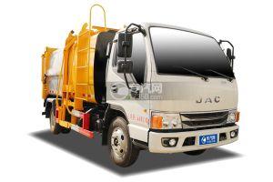 江淮康铃国六自装卸式垃圾车