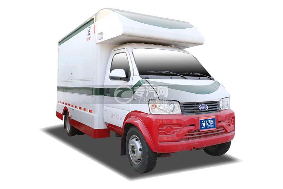 開瑞優勁T70L國六移動售貨車
