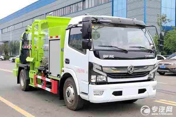 詳解新能源環衛垃圾車上插電式混合動力、純電動、燃料電池這三種動力