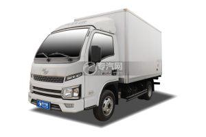 躍進福運S80國六3.26米冷藏車