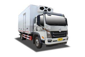 大運祥龍排半國六5.2米冷藏車