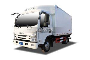 慶鈴五十鈴KV100國六4.075米冷藏車