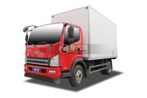 解放虎VH國六4.1米冷藏車