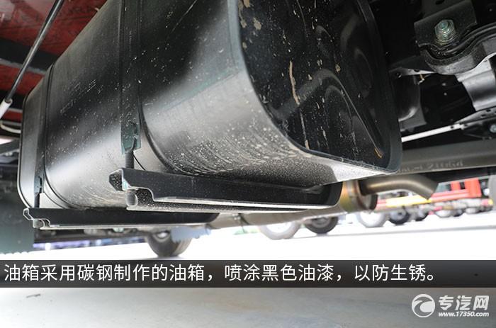 江淮康铃H5国六移动餐车评测