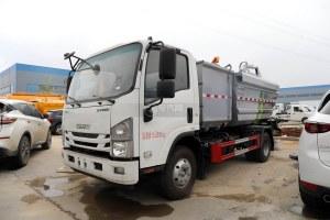 慶鈴五十鈴ELF國六分類自裝卸式垃圾車圖片