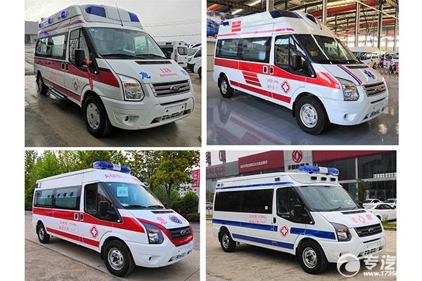 救护车照片