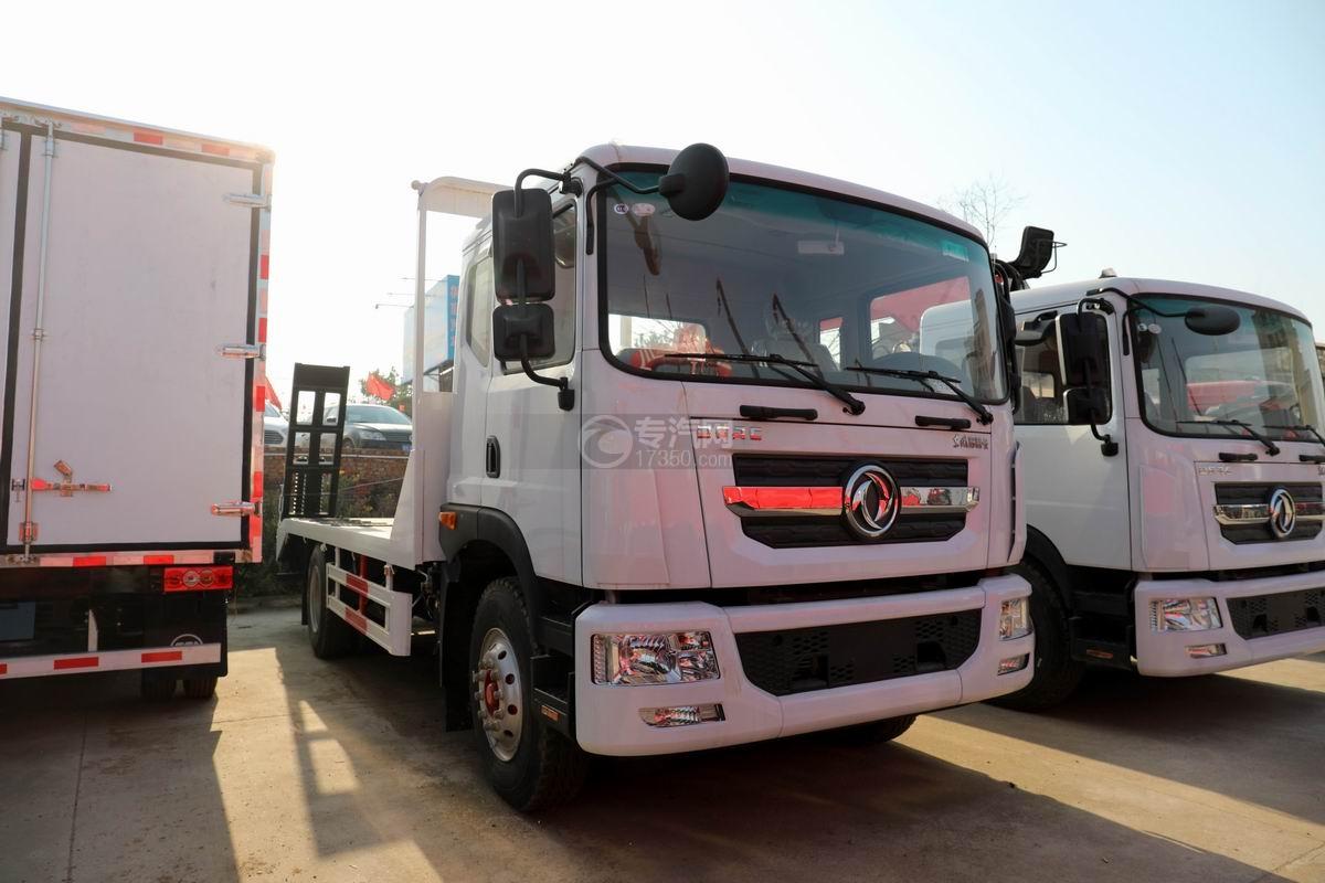 东风多利卡D9国六平板运输车图片