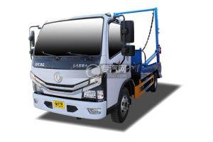 东风多利卡D6国六摆臂式垃圾车