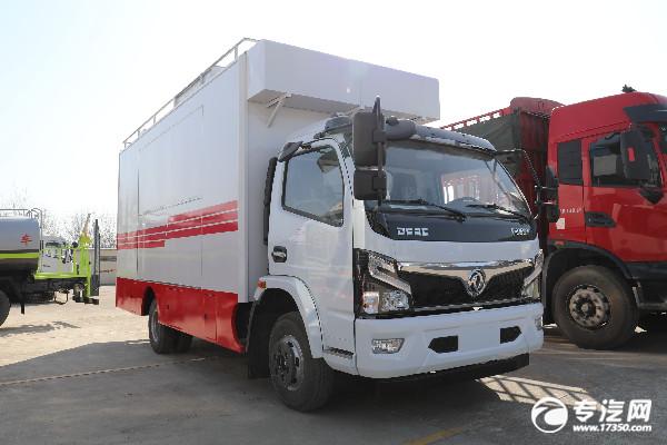 东风福瑞卡F7国六移动餐车