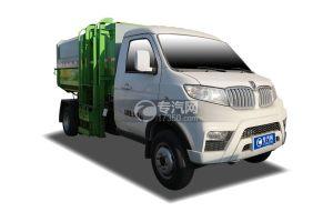 金杯T30國六自裝卸式垃圾車
