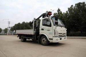 奧馳V3單排國六抓斗式垃圾車圖片