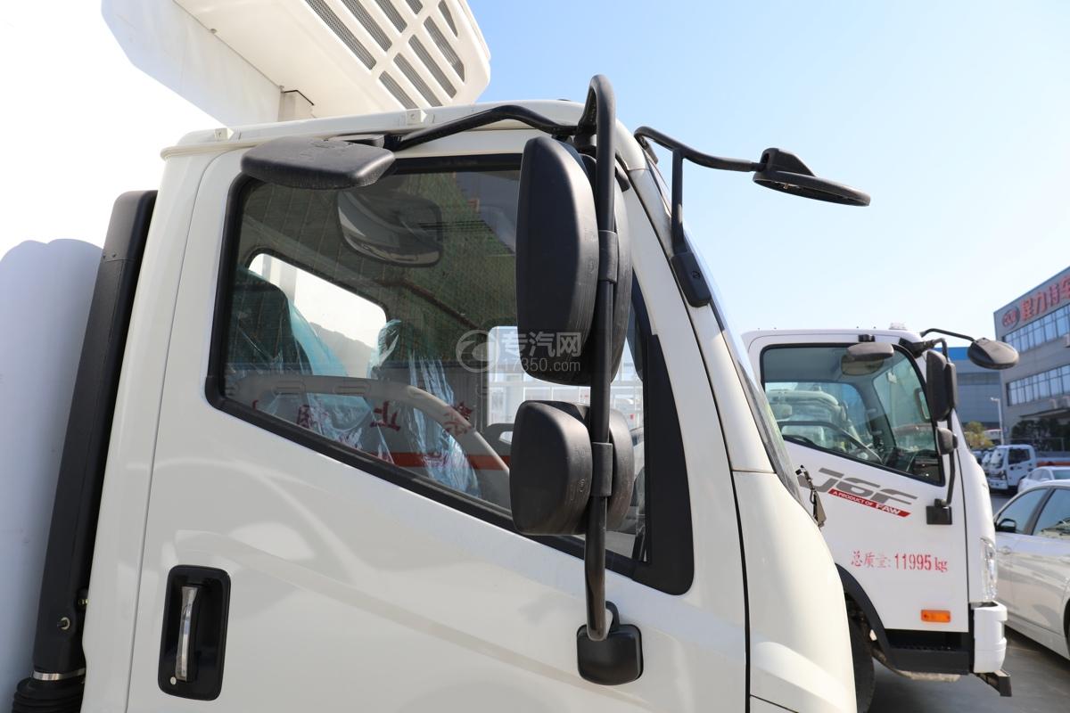福田康瑞H2国六4米冷藏车地视镜