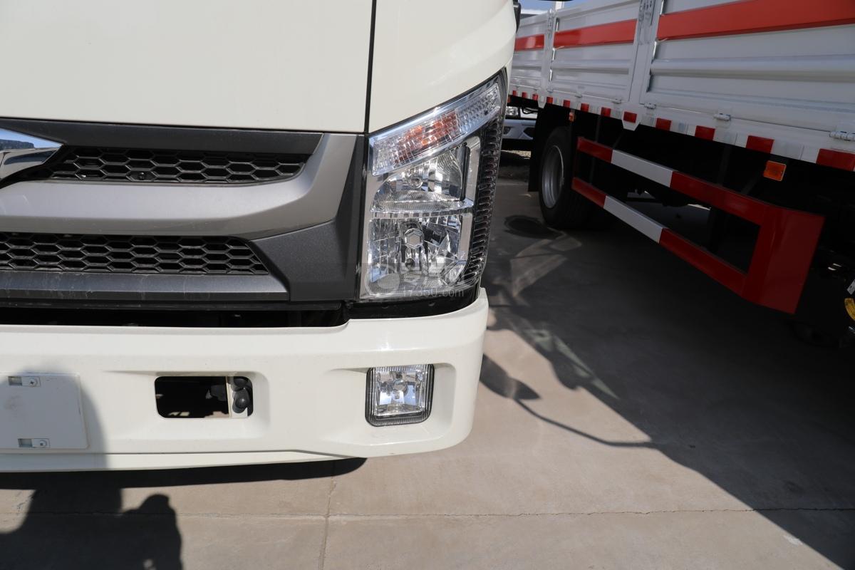 福田康瑞H2国六4米冷藏车左大灯