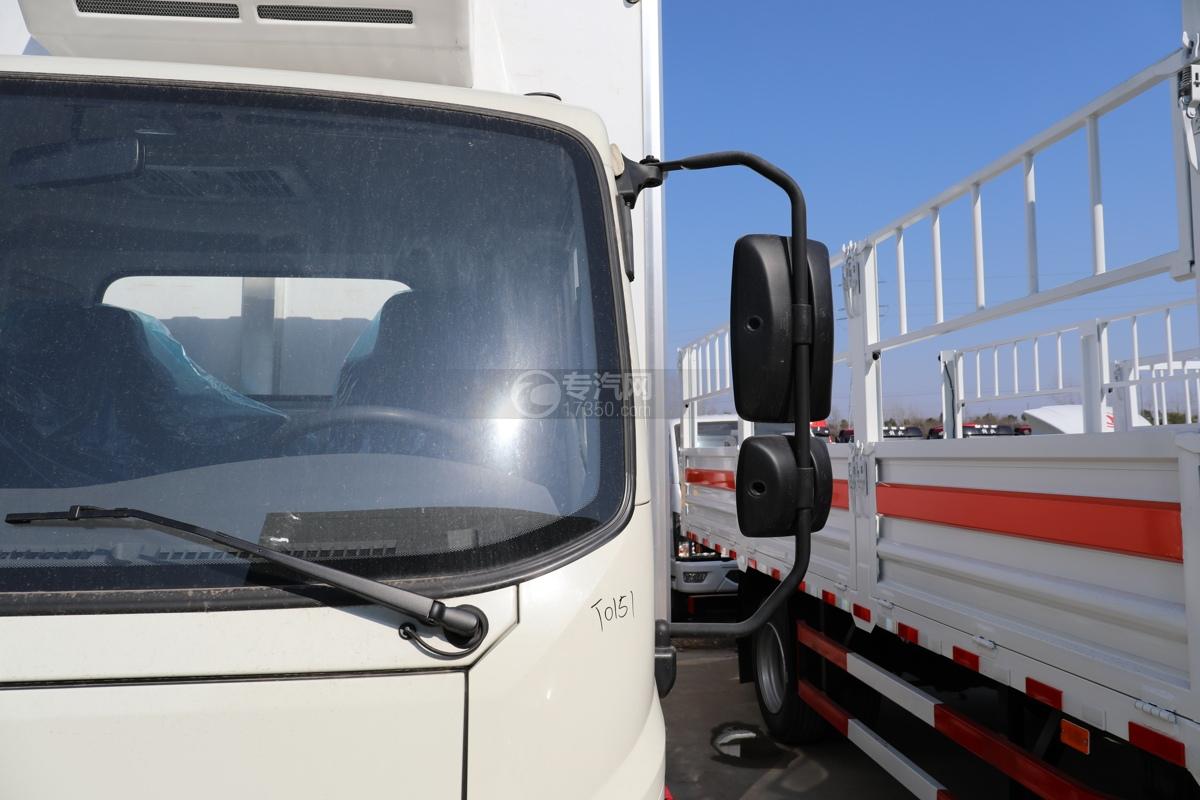福田康瑞H2国六4米冷藏车左后视镜
