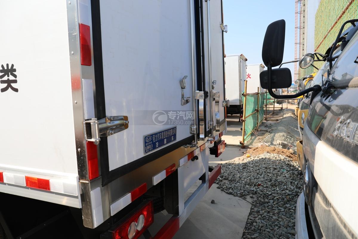 福田康瑞H2国六4米冷藏车减震块