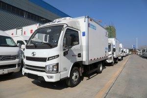 跃进福运S80国五3.55米冷藏车图片