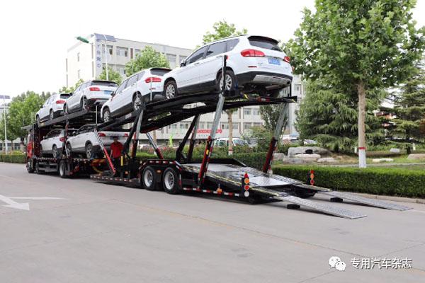 2021年轎運車市場或將重新升溫