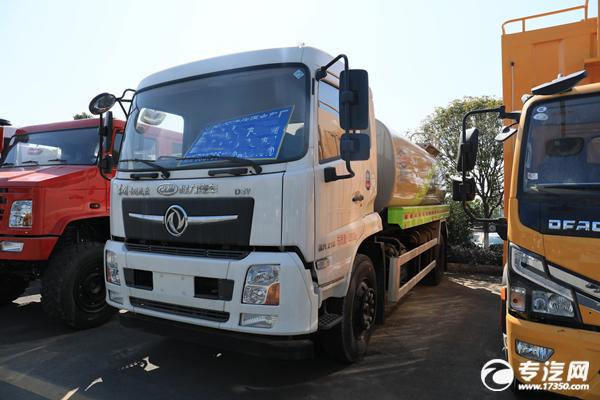新車型東風專底D3V國六11.5方灑水車多少錢一輛?