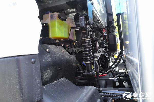 專用車在什么樣的情況下更換防凍液呢?