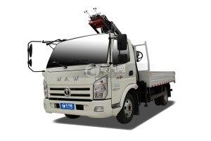 奧馳V3單排國六抓斗式垃圾車