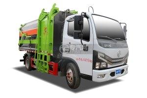 東風D6國六自裝卸式垃圾車