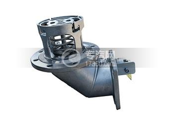 不銹鋼氣動海底閥/危險車輛配件/油罐車配件