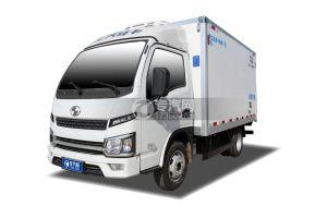 躍進福運S80國五3.55米冷藏車