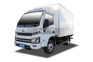 躍進福運S80國六3.95米冷藏車