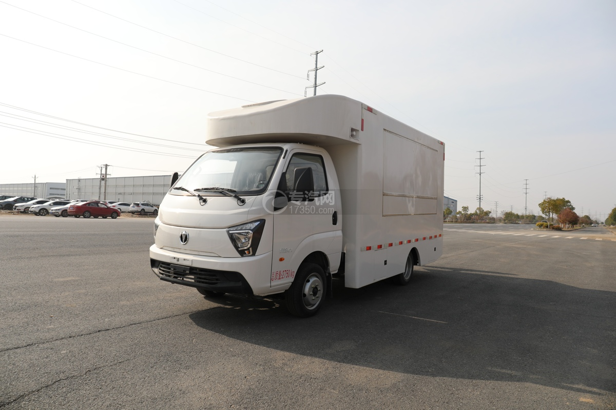 飞碟缔途GX国六售货车图片