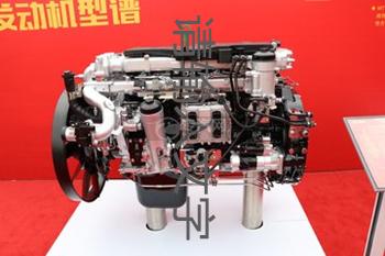重汽MC07H.35-60發動機
