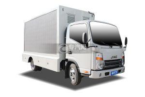 江淮國五LED廣告宣傳車