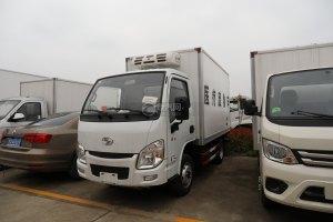 江淮康铃X5国六3.11米冷藏车图片