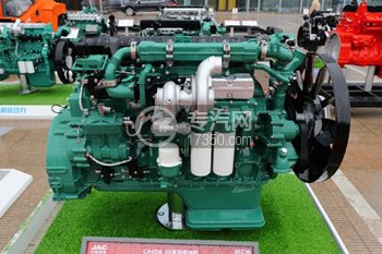 大柴CA6DK1-28E6發動機