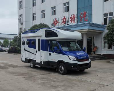 南京依維柯國六C型房車