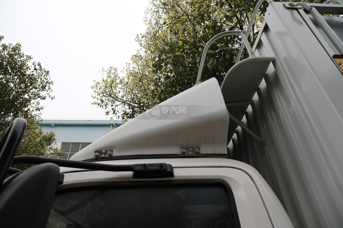 福田時代領航M3國六養蜂車導流罩