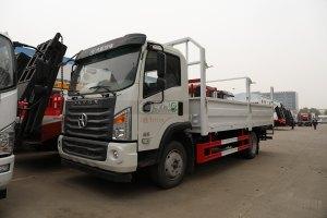 大运G6国六5.15米气瓶运输车图片