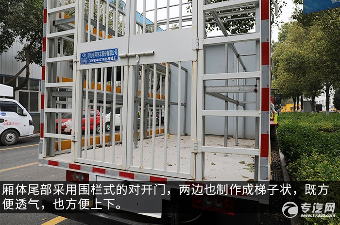福田時代領航小卡之星3國六養蜂車評測