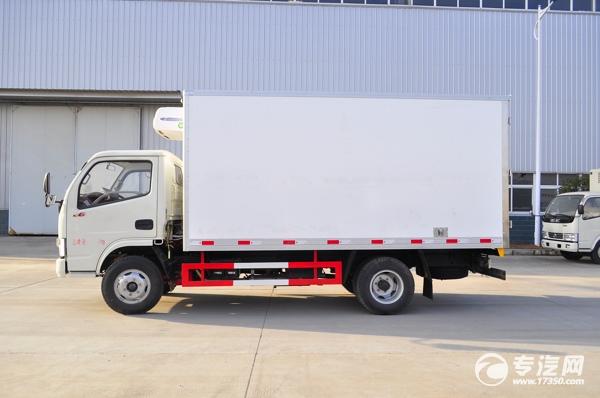 东风多利卡D6国六冷藏车