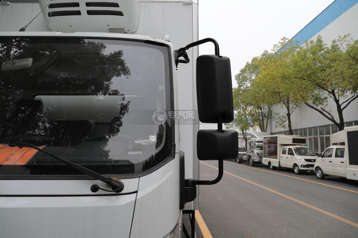 跃进超运C500国六4.09米冷藏车左后视镜
