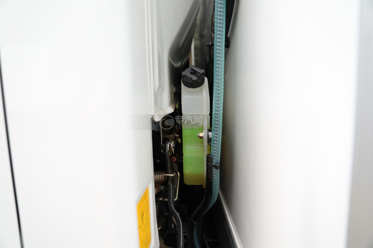 跃进超运C500国六4.09米冷藏车防冻液