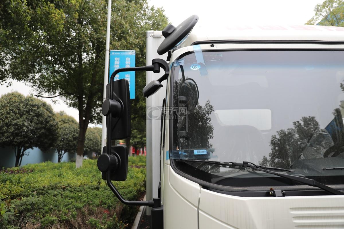 重汽HOWO悍将国六4.1米冷藏车右后视镜