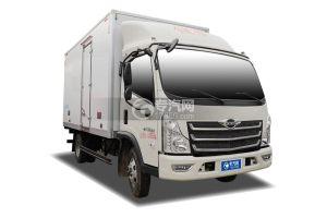 福田时代领航6国六4.08米冷藏车