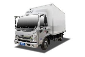 福田奥铃速运国六4.08米冷藏车