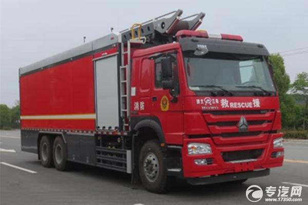 帶您全面了解水帶敷設消防車的功能和用途